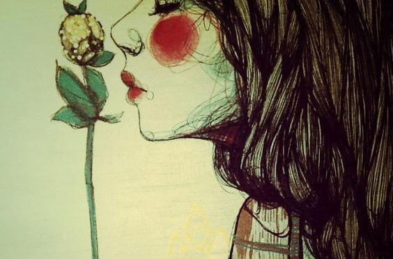 menina-flor