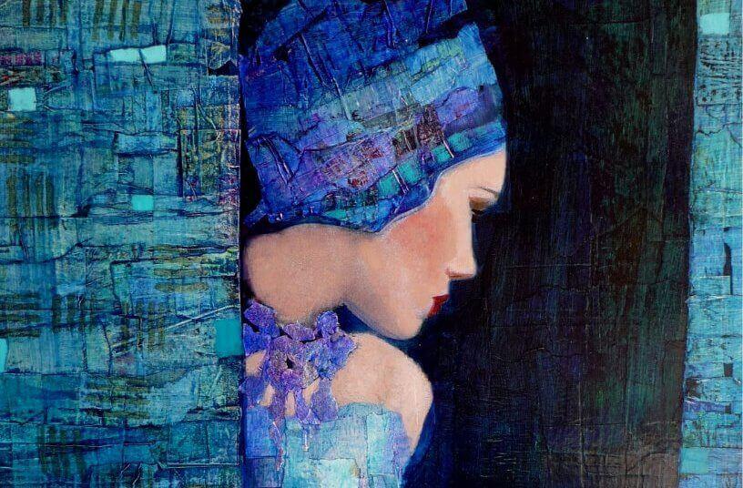 O coração das boas pessoas é cheio de lágrimas guardadas