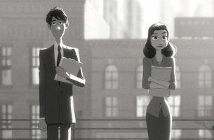 """""""Paperman"""", um curta onde você descobrirá a magia do destino"""