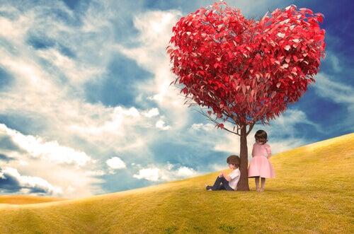 crianças-arvore-coração