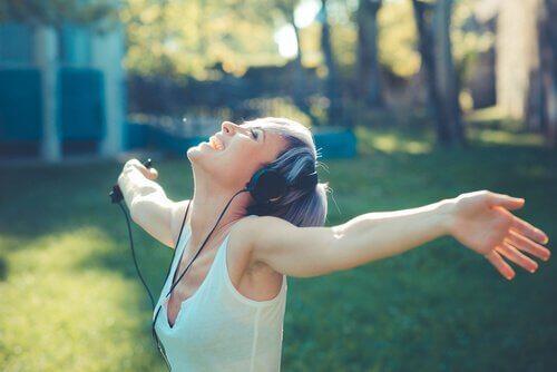 A música são emoções no ar