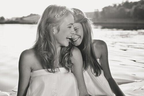 Como a vida fica bonita com as pessoas que sabem sorrir