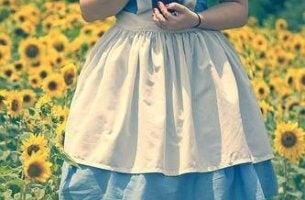 A síndrome de Alice no País das Maravilhas