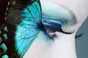 A lenda da borboleta azul