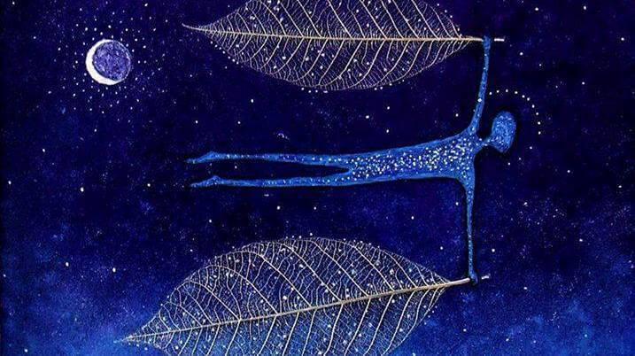homem-voando-com-duas-folhas-representando-consciência