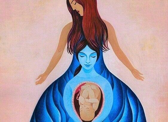 mulher-dar-à-luz