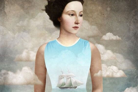 mulher-com-barco-no-peito-tentando-aceitar-se