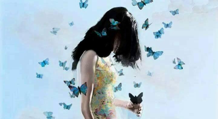 mulher-com-borboletas-representando-liberdade-razão-respirar
