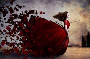 mulher-com-vestido-de-flores