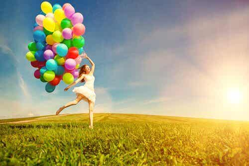 Converta-se num ímã de energia positiva!