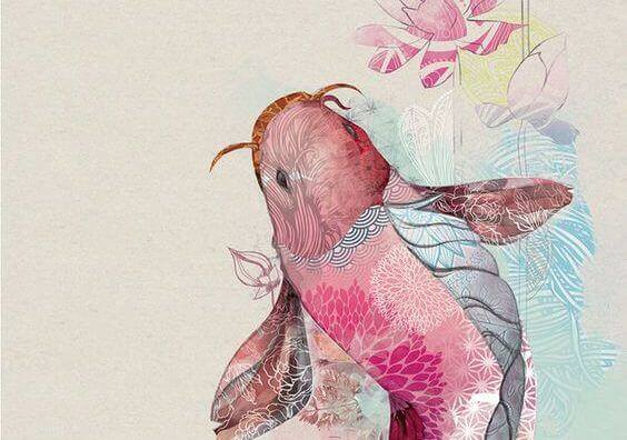 ilustração-representando-paz-tomar-decisão-certa