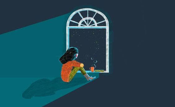 solidão-janela