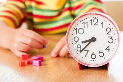A importância da rotina para as crianças
