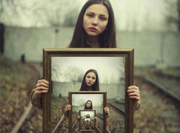 O que o define não é o que você tem, mas quem você é