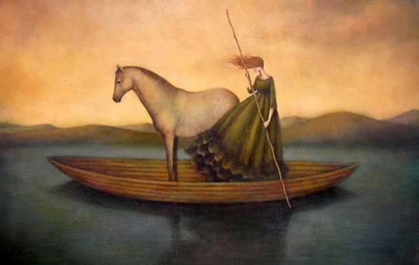 mulher-com-cavalo-representando-passar-do-tempo