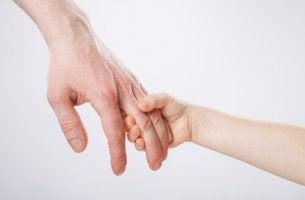 Amor entre pais e filhos