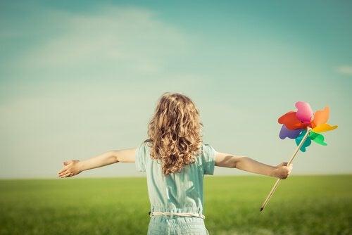 Aprender com crianças felizes