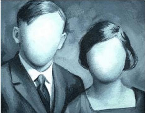 casal-rostos-vazios-sem-identidade