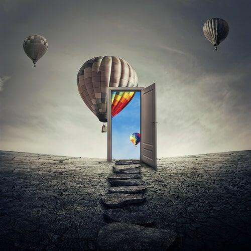 saber encontrar novos caminhos