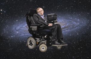 Stephen Hawking, o homem das estrelas