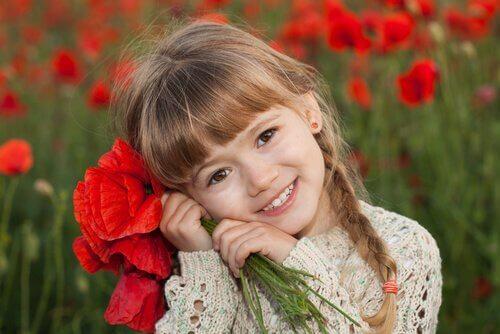 Lembre como é viver, rir e amar como uma criança