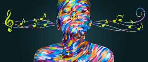 Resultado de imagem para sinestesia