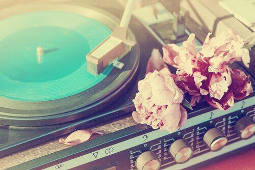 A música desperta lembranças