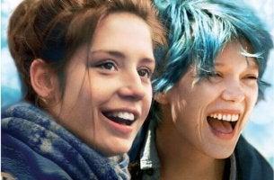 'Azul é a Cor Mais Quente': as duas caras do amor