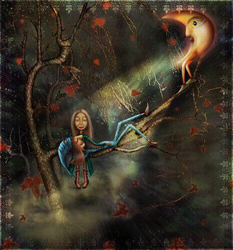 lua-iluminando-mulher