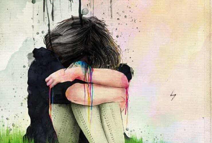 Quantas vezes já chorei sem saber que a vida me fazia um favor