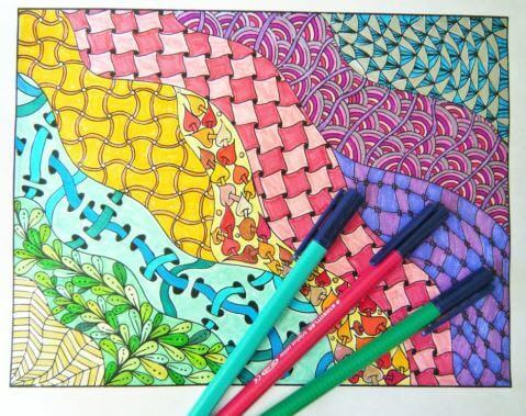 colorir-zentangle