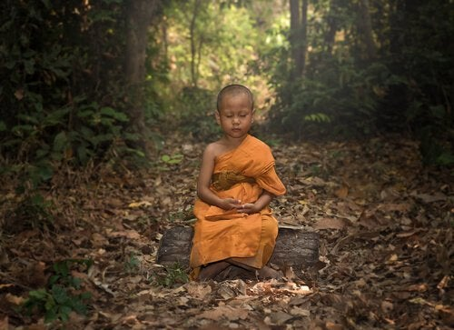O monge e o sorvete de chocolate, um conto budista sobre o ego