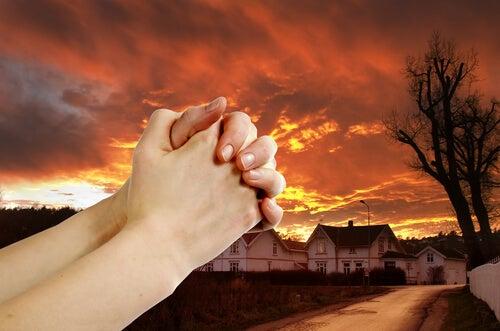 gratidão em sua casa