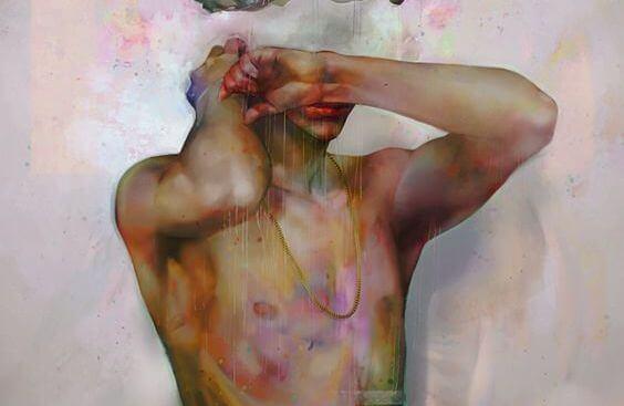 homem-colorido