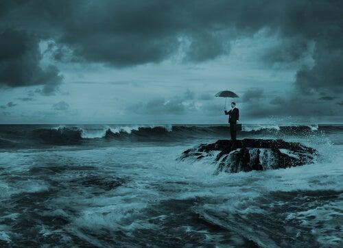 não viver na solidão