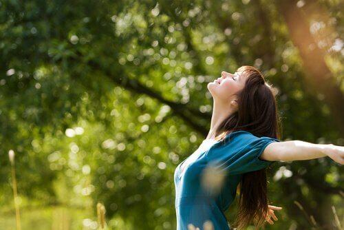 A conexão com a natureza nos faz mais felizes