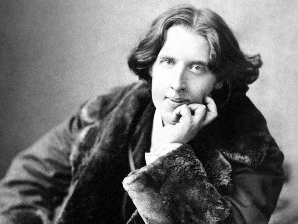 07 frases inspiradoras de Oscar Wilde
