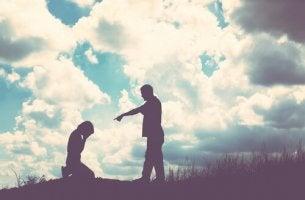 Às vezes o amor acaba