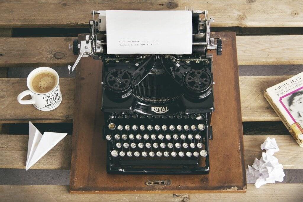 Na vida se escreve, se apaga e se reescreve