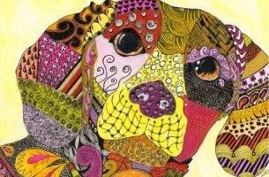 Zentangle, o desenho que nos ajuda meditar