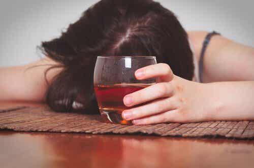As consequências do abuso do álcool