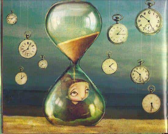 O tempo não apaga os sentimentos, ajuda a localizá-los