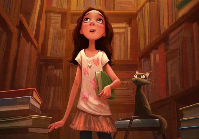 Em cada livro há uma frase que está esperando para ser sua