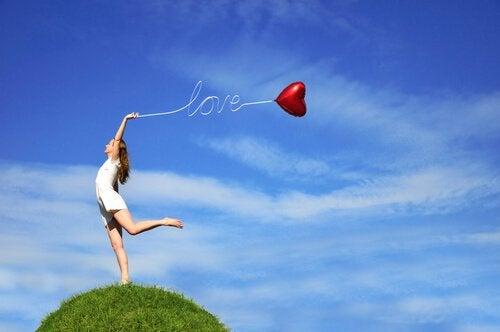 O amor não é sofrimento