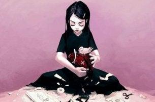 O que acontece no seu cérebro quando o seu coração fica partido?