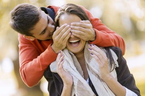 gestos que nos apaixonam