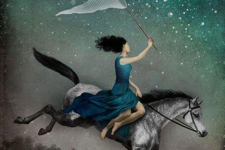 mulher-a-cavalo