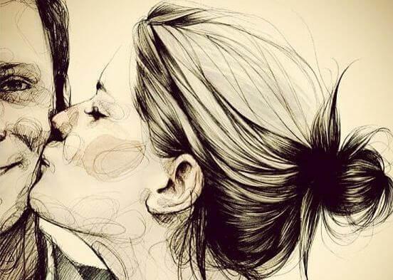 mulher-beijando-homem
