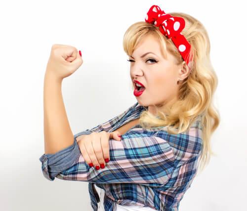 Mulheres poderosas não esperam pela sorte, elas fazem acontecer