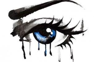 À moça de olhos tristes